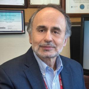 Portrait of Prof. Vasilis Fthenakis