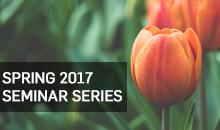 2017 Seminar Series